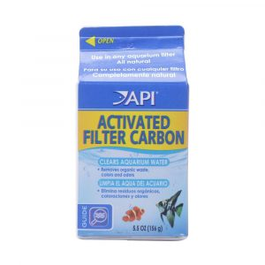 Activated Filtro Carbon 156g