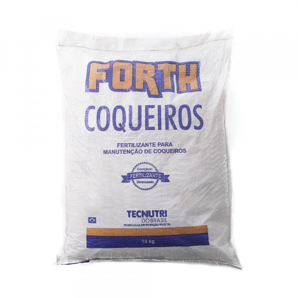 Fertilizante Forth para Coqueiro 10kg