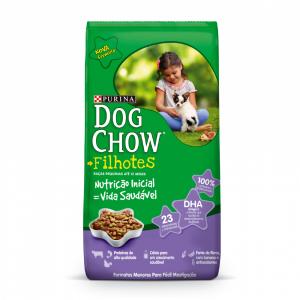 Ração Purina Dog Chow Filhotes Raças Pequenas1kg