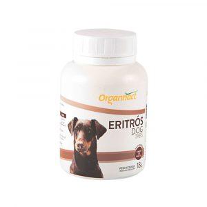 Eritrós Dog Tabs 18g com 30 comprimidos