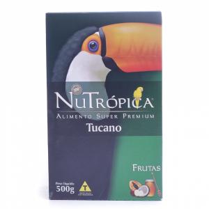 Ração NuTrópica Tucano Com Frutas 500g