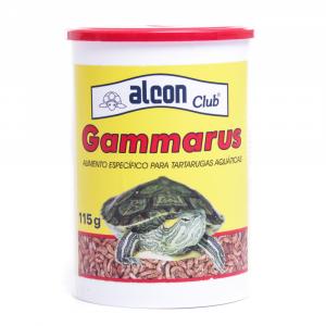 Ração para Répteis Alcon Gammarus 115g