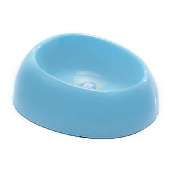 Comedouro Chalesco Pequeno Melamina cor Azul 70490