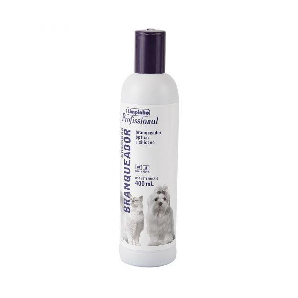 Shampoo Branqueador 400ml Limpinho