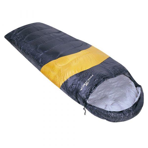 Saco para Dormir Viper 5 A 12 230100 Preta e Laranja Nautika