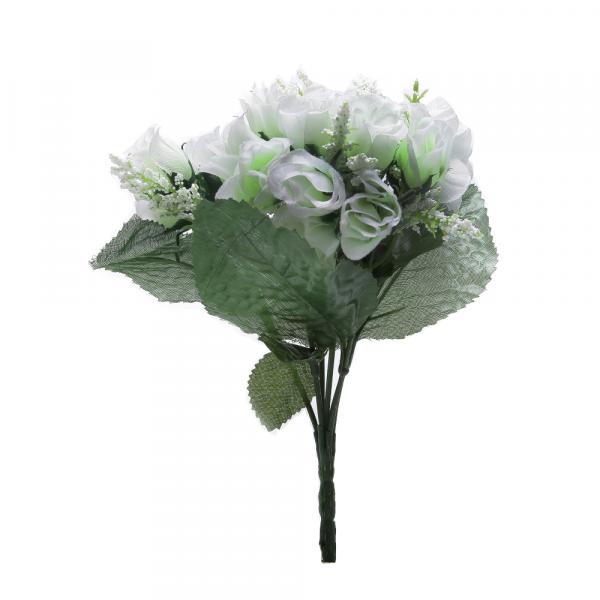 Bouquet Mini Botão X21 Branco 24404-008
