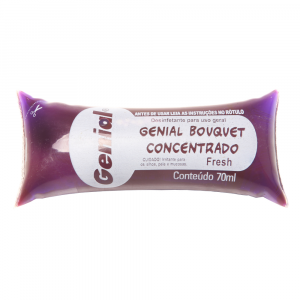 Desinfetante Genial Bouquet Super Concentrado Fresh 70ml