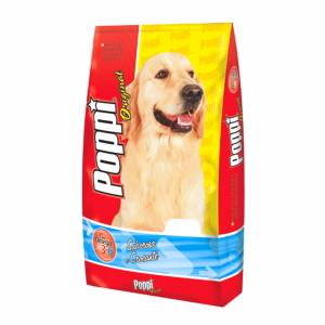 Ração Poppi Original 25kg