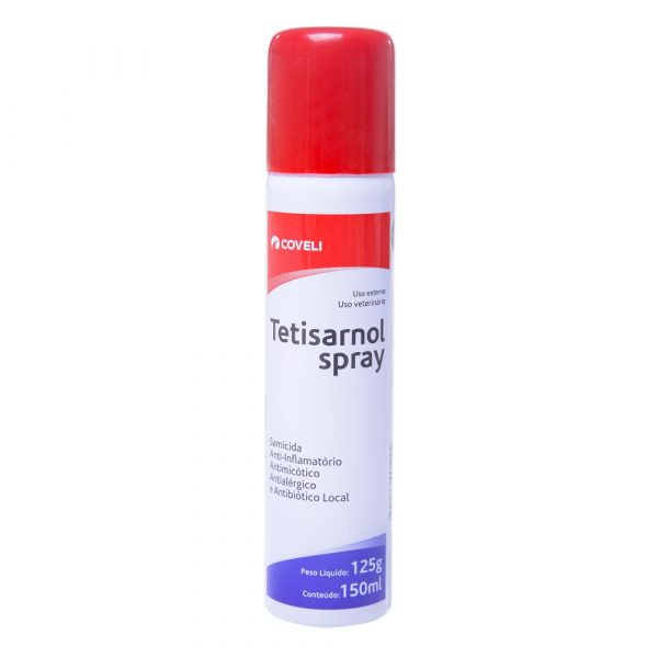 Tetisarnol Spray 125g