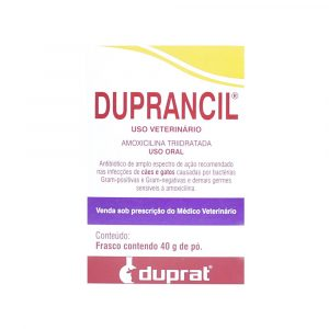 Duprancil Pó 40g - Uso Oral