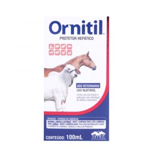 Ornitil Injétavel 100ml Vetnil