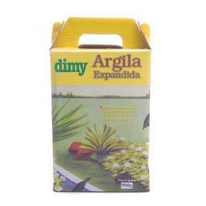Argila cinasita 900g Dimy