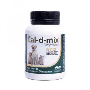 Cal-d-mix 45g - 30 comprimidos