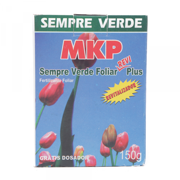 Fertilizante Mpk Revi Plus 150g Bonigo