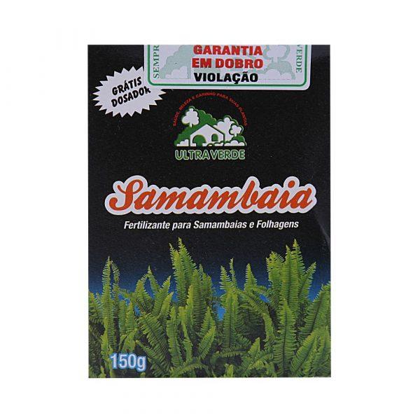 Fertilizante Samambaia 150g Ultra Verde