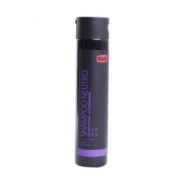 Shampoo Neutro 250ml Ibasa