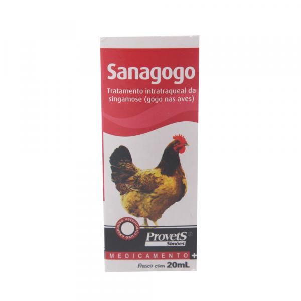 Sanagogo 20mL Simões