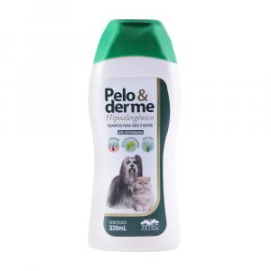 Shampoo Pelo & Derme Hipoalergênico 320ml