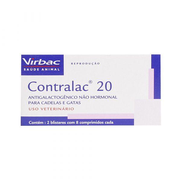 Contralac 20 comprimidos