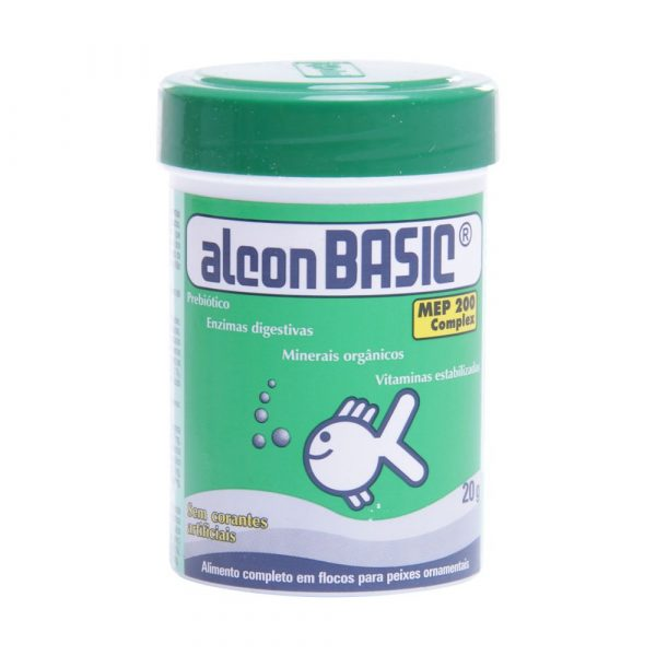 Ração para Peixe Alcon Basic 50g
