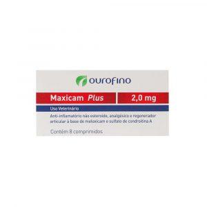 Maxicam Plus 2,0 mg 8 comprimidos