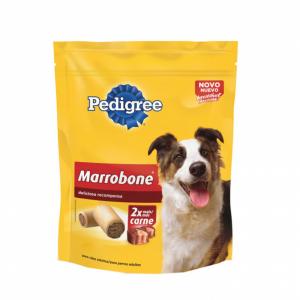 Petisco para Cães Pedigree Marrobone Sabor Carne 200g