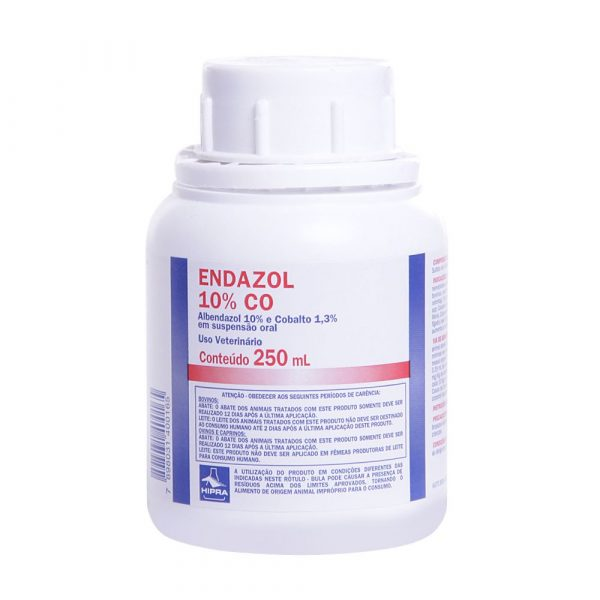 Endazol Co 250ml Hipra