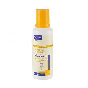 shampoo virbac peroxydex 125ml