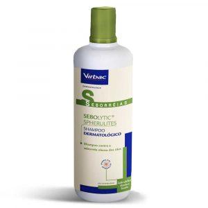 shampoo virbac sebolytic 250ml