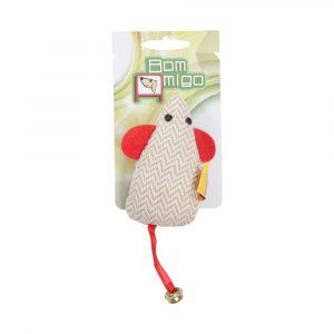 brinquedo para gato cat mouse bw10282 bom amigo