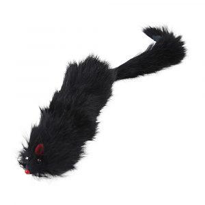 brinquedo para gato mouse peludo c8068 cat toy