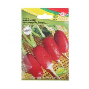 sementes isla original rabanete meiocomprido amager 0,8g
