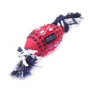brinquedo bola de futebol americano chalesco