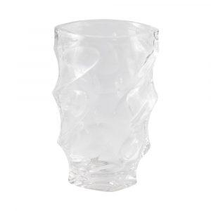 vaso de vidro gf30750 27cm