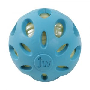 brinquedo bola crackle ball lg azul p47015
