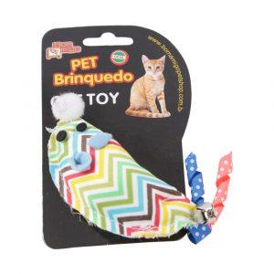 brinquedo para gato ratinho colors com catnip c8046 cat toy