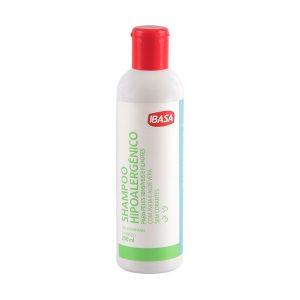shampoo hipoalerg?nico ibasa para peles sens?veis e filhotes 200ml