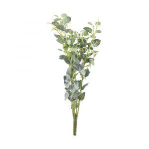 bouquet artificial eucalipto qh940313