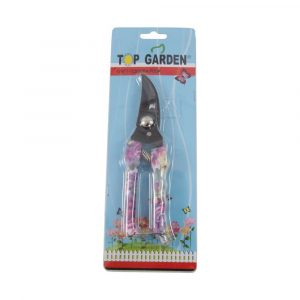 tesoura decorada g1071d top garden