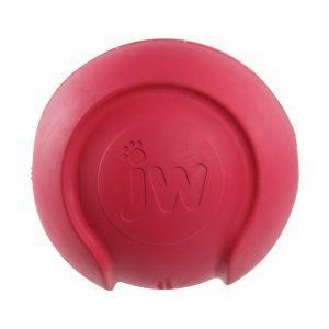 brinquedo bola de borracha isqueak bouncing baseball grande vermelha p40037